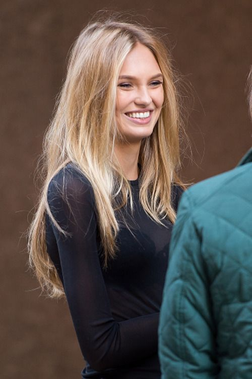 Romee Strijd New Hair Pinterest Hair Color Dutch