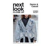 next look CLOSE UP Denim & Casual vol. 1 SS17