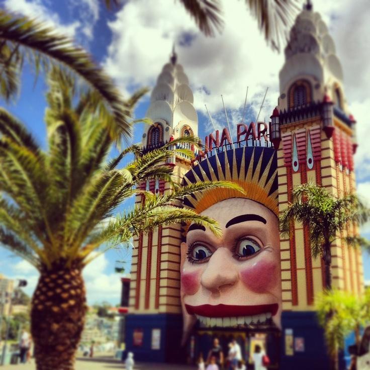 Luna Park- Sydney
