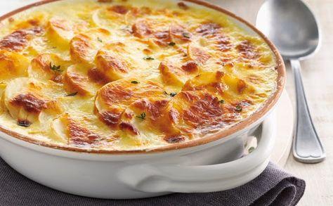 Картопляна запіканка з грибами і куркою  #кулинария #рецепты