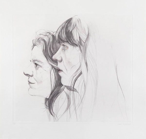 √ Ishbel Myerscough, 'Chantal Joffe Friends' , 2016