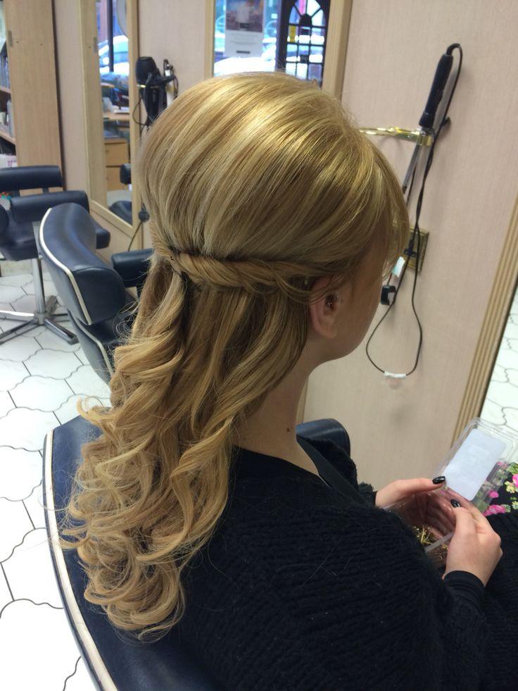 Pin Down Hair Extensions 116