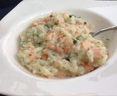 Rezept Zucchini-Lachs-Risotto von KleineKüchenfee22 - Rezept der Kategorie Hauptgerichte mit Fisch