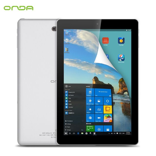"Special offer Onda V891w CH 2in1 Tablet PC 8.9"" Windows 10+Android 5.1 Dual OS IPS Screen Intel Cherry Trail Z8300 64bit 2GB 32GB Dual Camera just only $99.72 with free shipping worldwide  #tablet Plese click on picture to see our special price for you"
