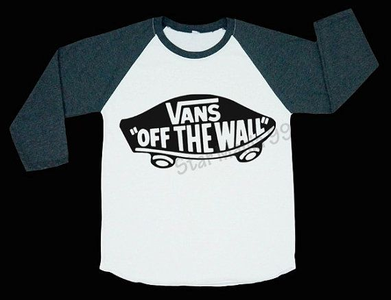 ca1e65eff3 VANS Off The Wall Shirts VANS Shirt Hipster T Shirt by StarMania99 ...