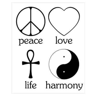 peace love life harmony boho hippie chick pinterest. Black Bedroom Furniture Sets. Home Design Ideas