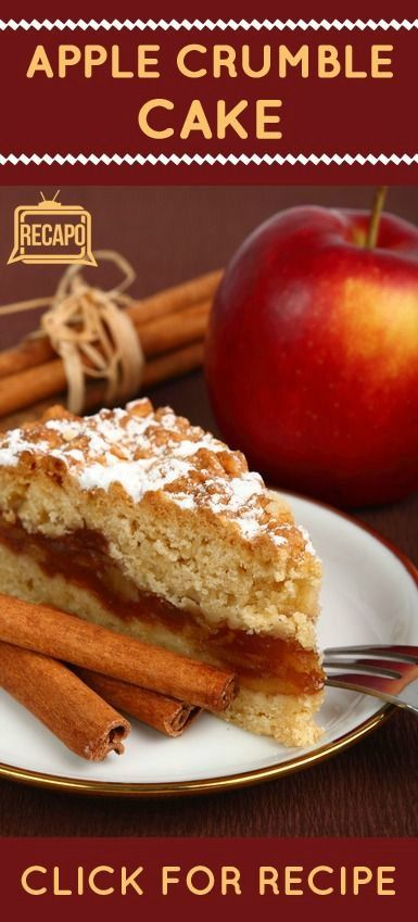 Slow Cooker Apple Cake The Chew