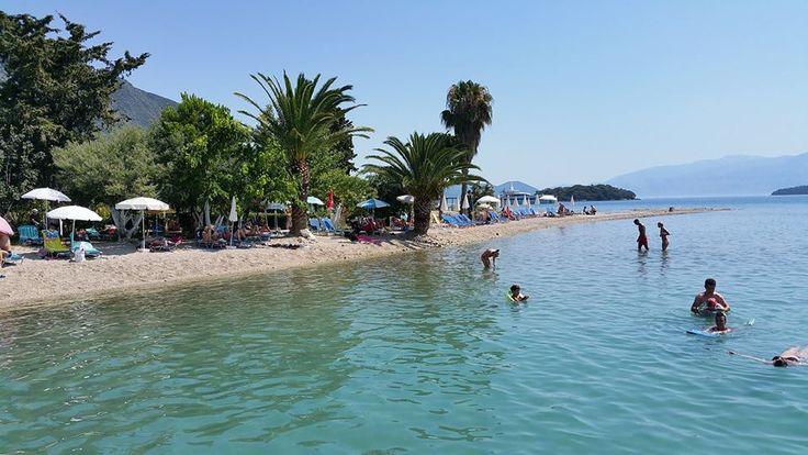 Summertime at Avra Beach Hotel