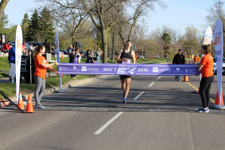 11th annual Richview Manor's Strides for Stroke 5K Run/Walk - May 7 2016