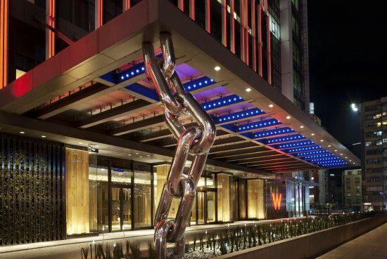대만 호텔