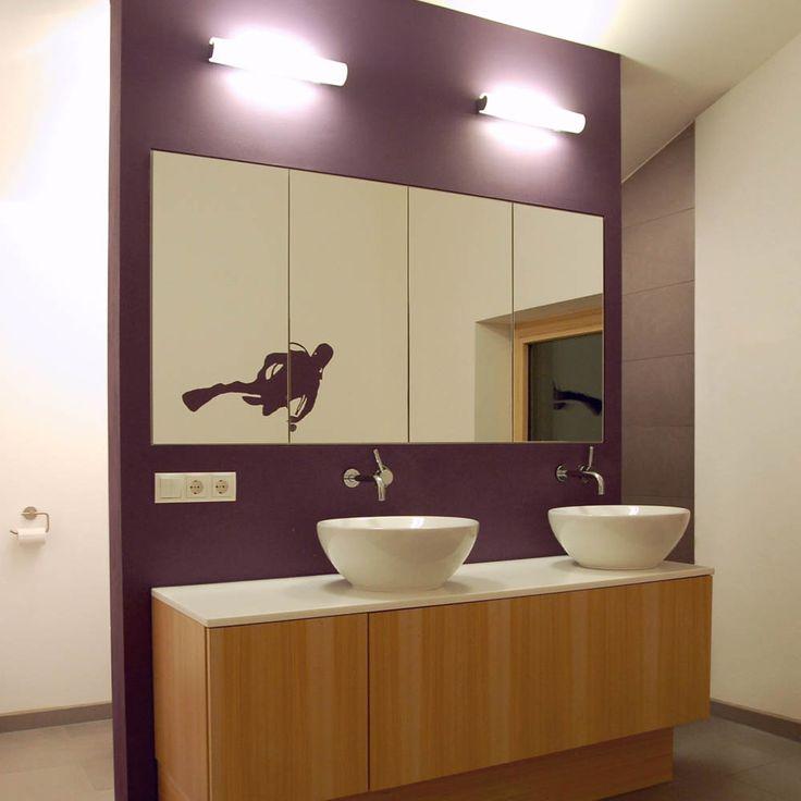 Einfamilienhaus - Passivhaus | w2 (Badezimmer)