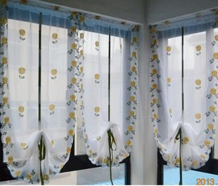 curtains - http://zzkko.com/n199435-pecial-white-silk-embroidered-embroidery-curtain-pulling-the-curtain-windows-and-short-wave-gauze-curtains-down-screens.html $10.90