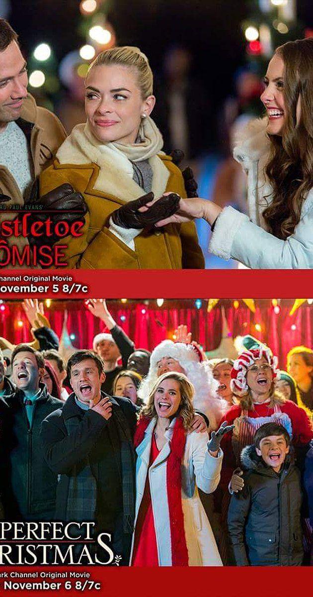 The Mistletoe Promise (2016) Christmas movies, Hallmark