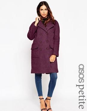 Search: ASOS PETITE Cocoon Coat - Page 1 of 1   ASOS