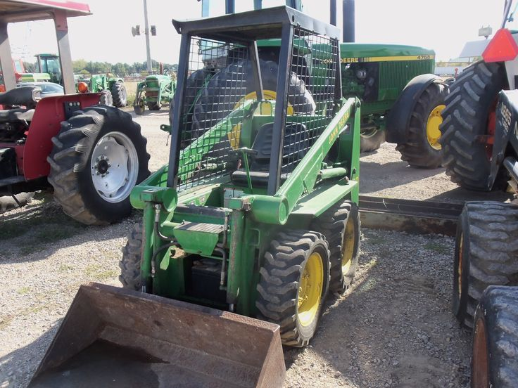 john deere 250 skid steer manual