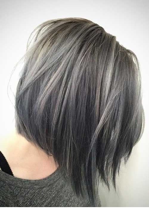 26 Winter Hair Color Ideas For Medium Hairs 2018 2019 Transition