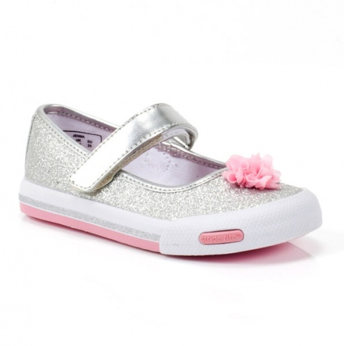 Stride Rite Jenna Sparkle Mary Jane - These were my girls FAVORITE shoes.  Adorable and they go with everything :)