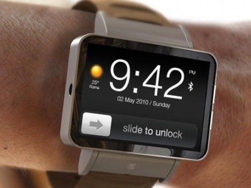 Ideas Are Not Reliable - The Most Real iWatch Concept Design