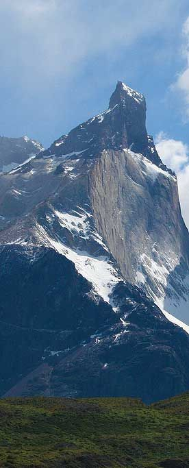 Los Cuernos in Torres del Paine National Park, Patagonia - Chile