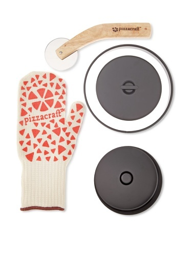 45% OFF Pizzacraft Upside-Down Pizza Set