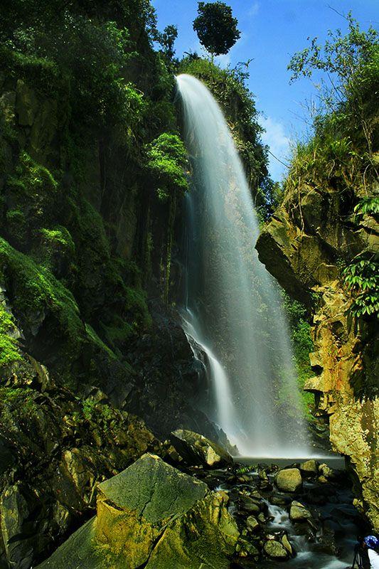 Luhur Waterfall - Bojong Koneng, Bogor   Indonesia    By: Yohanes Wahyudi