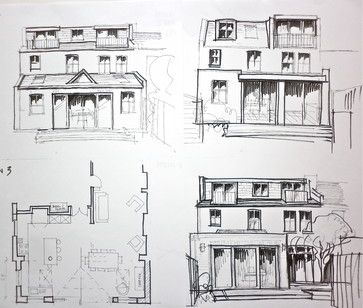Architectural Drawing Sketch simple architectural drawing sketch get an email from artur