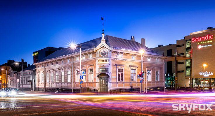 Rekin talo Oulussa