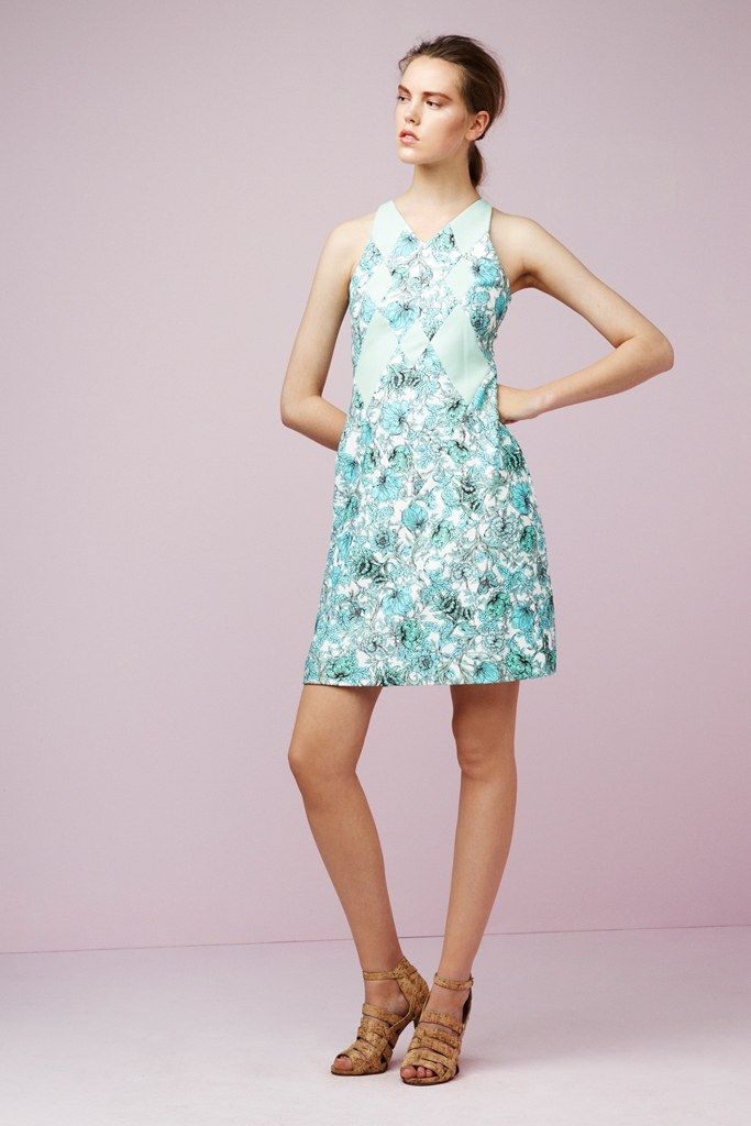 Thakoon Resort 2013 Collection Photos - Vogue
