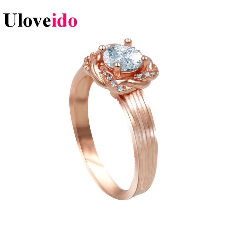 Find More Rings Information about Uloveido Rose Gold Plated Rings for Women Vintage Ring Female Engagement Anel Feminino New Year Gift Wedding Jewelry Bague Y131,High Quality ring digital tyre gauge,China ring defense Suppliers, Cheap ring mount from D&C Fashion Jewelry Buy to Get a Free Gift on Aliexpress.com