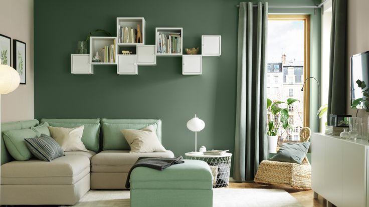 1000 ideas about caisson de rangement on pinterest - Lit rabattable au mur ...