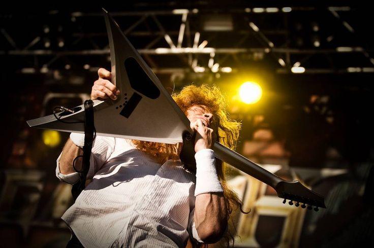 "266 Likes, 1 Comments - Megadeth Worldwide (@megadethworldwide) on Instagram: ""Dave Mustaine 🎸 #Megadeth #DaveMustaine #Guitar #Thrash #ThrashMetal #Metal #MetalHead"""