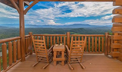 Pigeon Forge Cabins - A Knotty Bear
