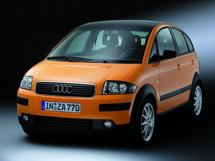 Audi A2 14