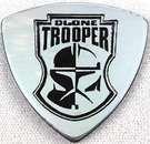 Star Wars Episode 2 Clone Trooper Hologram Guitar Pick 1mm Brand New