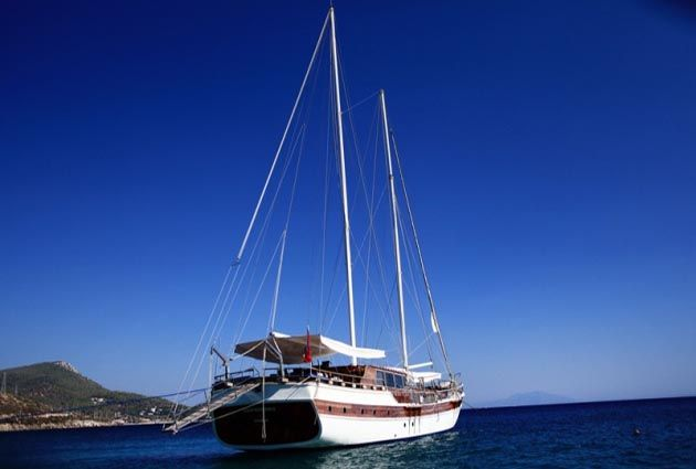 Bodrum, private gulet rental, www.barbarosyachting.com
