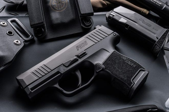 NEW PISTOL: Sig Sauer Announces The P365 - The Firearm BlogThe Firearm Blog