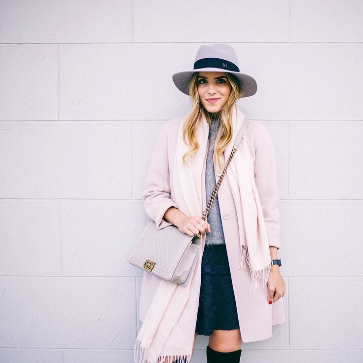 Layers of blush- my favorite @maxmara coat  an alpaca scarf I got in Peru #layers #maxmara #blush by juliahengel
