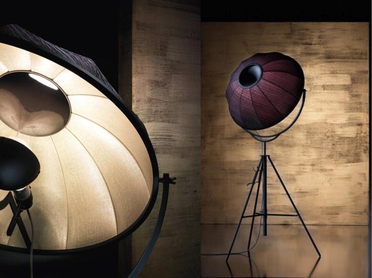 Fortuny lamp –Design Mariano Fortuny, 1907 – Pallucco