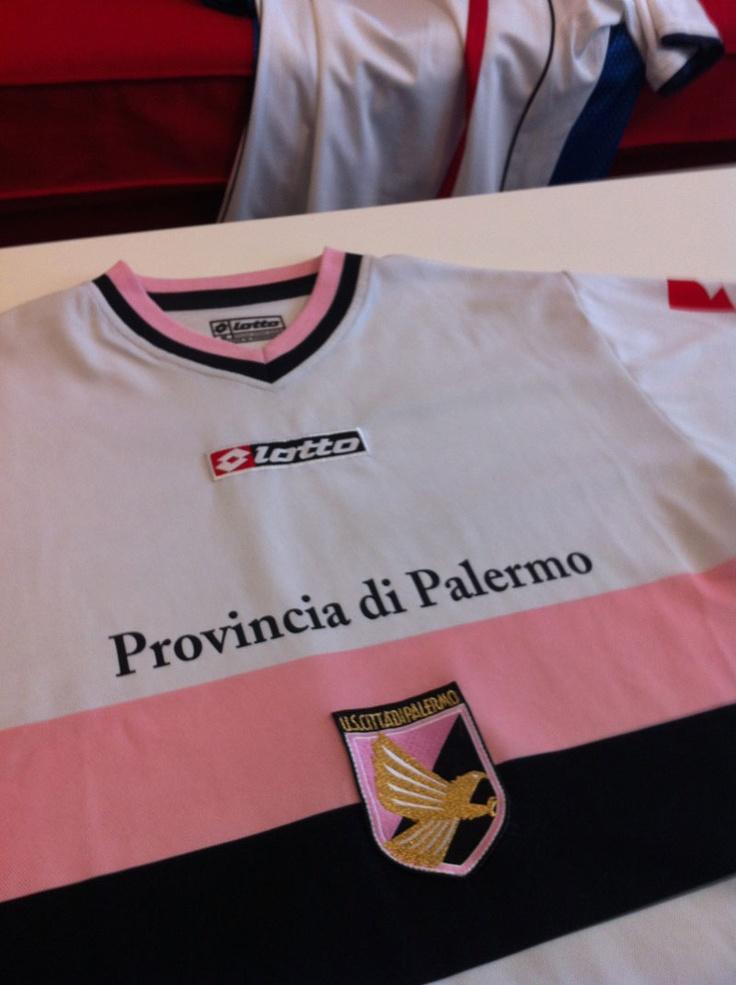 Palermo 2005/06 Lotto / Provincia di Palermo Di Michele, Simone Barone, Fabio Grosso, Barzagli...