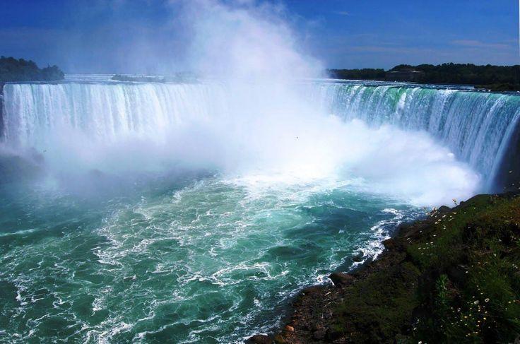 Cascades Chutes Du Niagara 2 Jpg 1323 877 Chute D Eau Beau Paysage Chutes Du Niagara