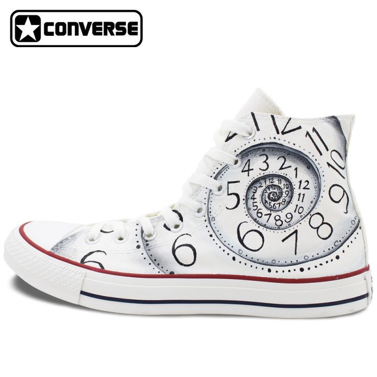 converse all star blancas altas