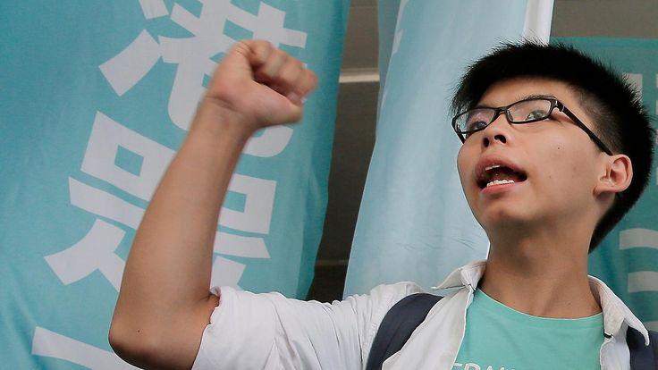 Studentenführer aus Hongkong: Thailand hält Aktivisten fest