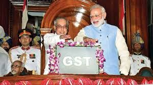Economic Freedom at Midnight: PM launches GST https://onlinetyari.com/latest-news-articles/economic-freedom-at-midnight-pm-launches-i48121.html #GST #onlinetyari