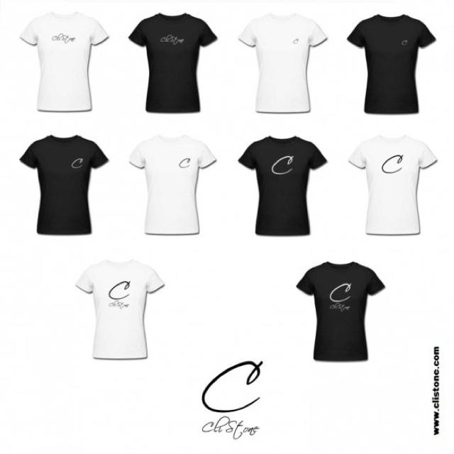 Cli Stone Clothing, Women's T-Shirt, www.clistone.com/clothing