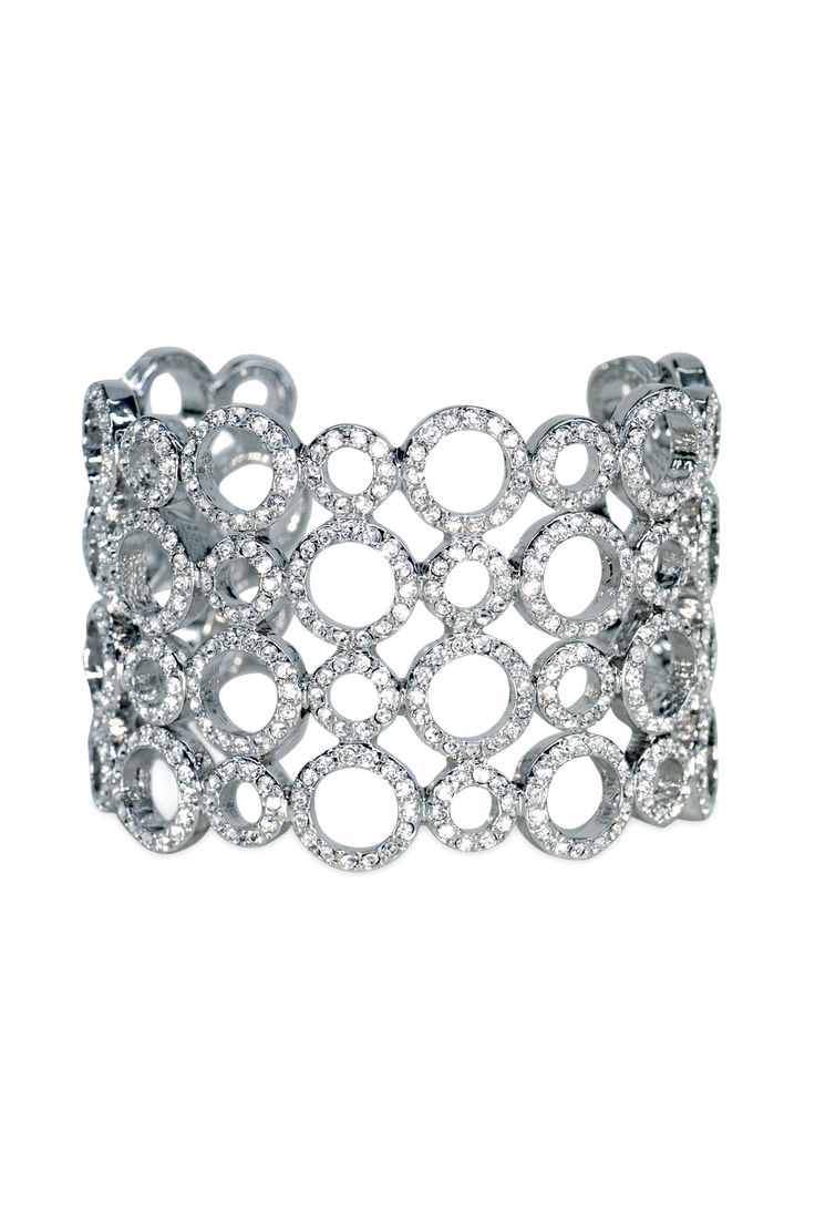 kate spade new york accessories crystal cuff