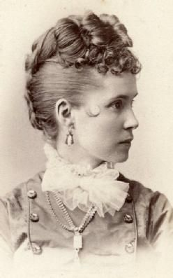 1865-1889 hairstyles ladies
