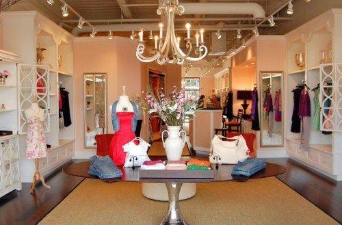 fashion boutique interiors   ... Interior Shops 500x329 Boutique Interior for Women's Clothing