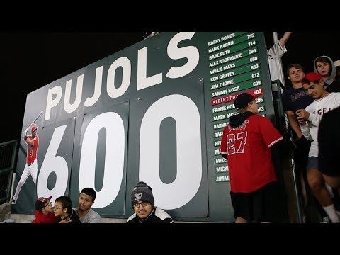 Albert Pujols hitting his 600th home run at Angel Stadium! - http://LIFEWAYSVILLAGE.COM/career-planning/albert-pujols-hitting-his-600th-home-run-at-angel-stadium/