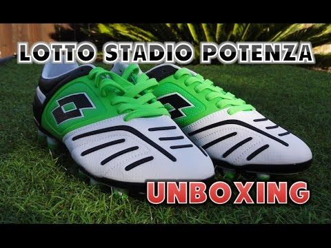 Lotto Stadio Potenza V - Official Unboxing
