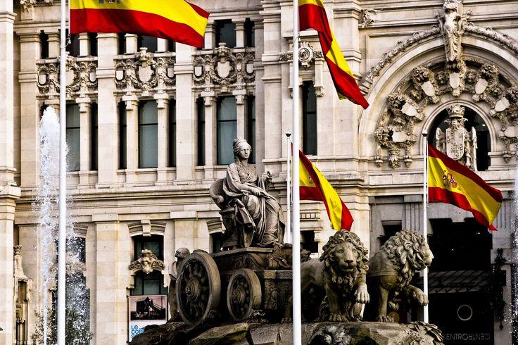 #Madrid #Espana #Madryt #Hiszpania Agnieszka Fierek pracownik działu Call Center